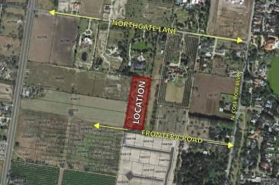 McAllen Residential Lots & Land For Sale: 601 Northgate Lane