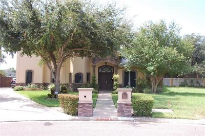 Mission Single Family Home For Sale: 1708 Stonegate Drive
