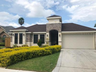 McAllen Single Family Home For Sale: 2504 Jay Avenue