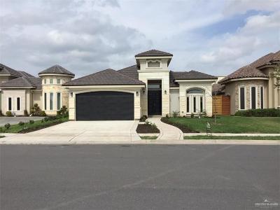 McAllen Single Family Home For Sale: 5112 Sonora Avenue