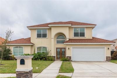 McAllen Single Family Home For Sale: 104 E Auburn Avenue