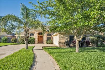 McAllen Single Family Home For Sale: 2320 Arroyo Avenue