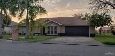 Pharr Single Family Home For Sale: 1306 S Athol Street