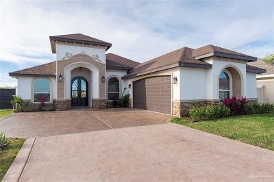 Pharr Single Family Home For Sale: 903 W Arapaho Avenue