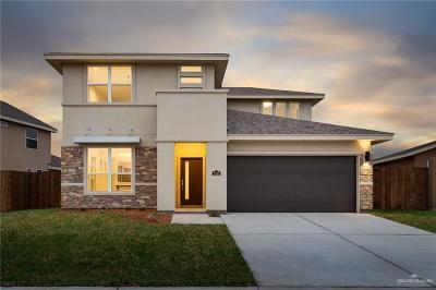 McAllen Single Family Home For Sale: 5216 Escondido Pass