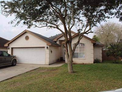 Weslaco Single Family Home For Sale: 2003 Bald Cypress Drive