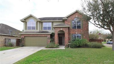 McAllen Single Family Home For Sale: 2509 Fairmont Avenue