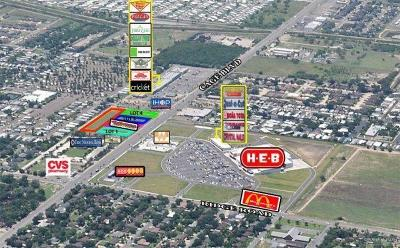 Pharr Residential Lots & Land For Sale: 1513 S Cage Boulevard