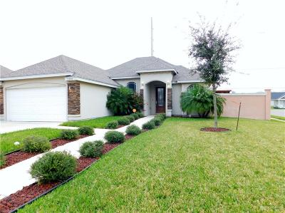 McAllen Single Family Home For Sale: 11202 N 29th Lane