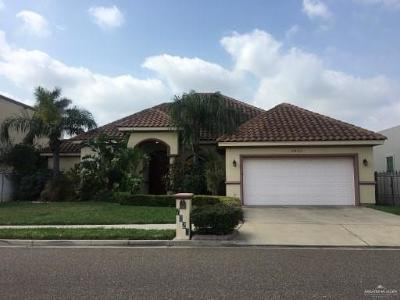 McAllen Single Family Home For Sale: 7821 N 5th Street
