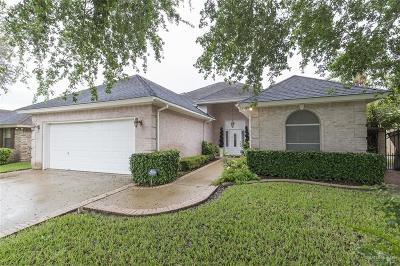 Weslaco Single Family Home For Sale: 1713 Misty Lane