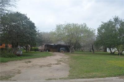 Edinburg Single Family Home For Sale: 6213 Corina Lane