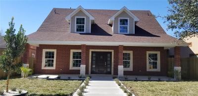 Weslaco Single Family Home For Sale: 702 S Missouri Avenue