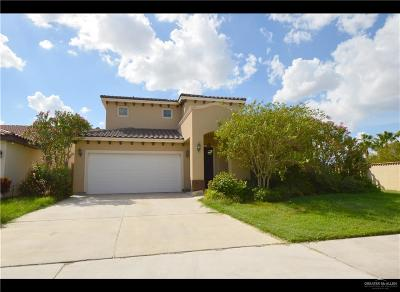 Mission Single Family Home For Sale: 2902 Capri Court #32