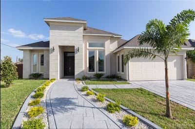 McAllen Single Family Home For Sale: 5124 Kendlewood Street