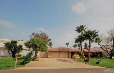 Cameron County Single Family Home For Sale: 220 Beach Boulevard