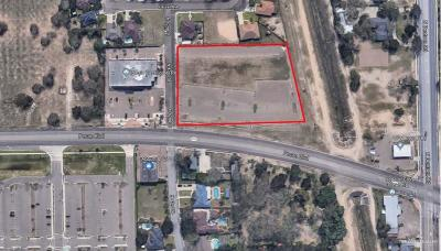 McAllen Residential Lots & Land For Sale: 4203 Pecan Boulevard