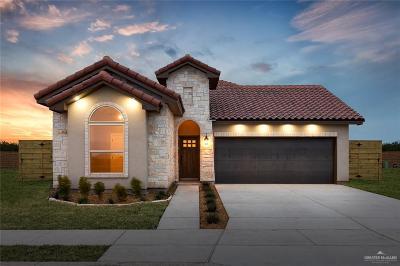 McAllen Single Family Home For Sale: 5700 Pelican Avenue