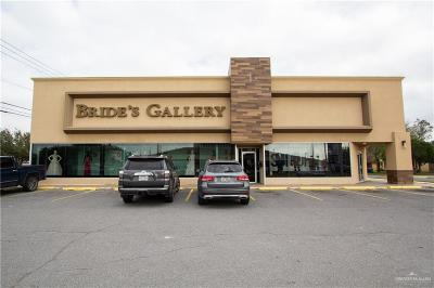 McAllen Commercial For Sale: 201 S 10th Street
