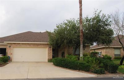 Cameron County Single Family Home For Sale: 10 Torrey Pines Drive