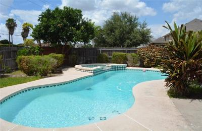 McAllen Single Family Home For Sale: 8215 N 22nd Lane