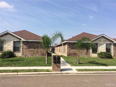 Pharr Multi Family Home For Sale: 3906 Sheraton Avenue