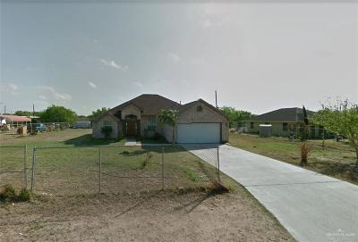 Edinburg Single Family Home For Sale: 16146 Monte Suma Drive