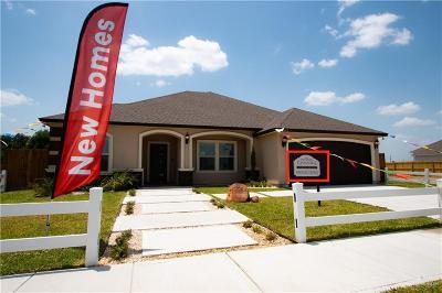 Edinburg Single Family Home For Sale: 1409 Chapel Hill Avenue