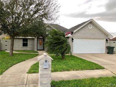 San Juan Single Family Home For Sale: 2100 Mayfair Street