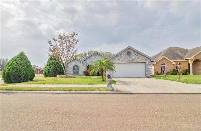 Pharr Single Family Home For Sale: 3301 N Ron Drive