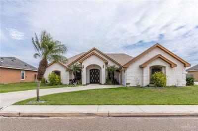 Weslaco Single Family Home For Sale: 3812 Fica Drive