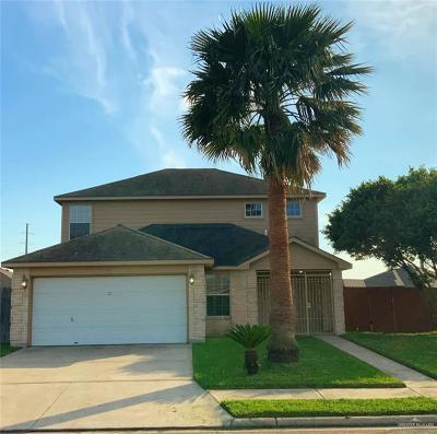 San Juan Single Family Home For Sale: 717 San Marcos Street