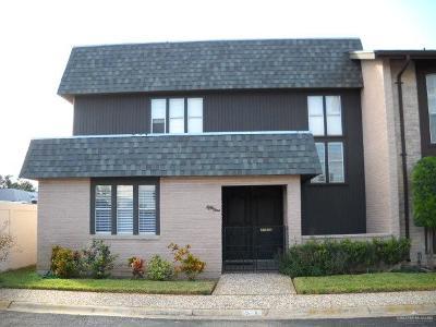 McAllen Condo/Townhouse For Sale: 500 Wichita Avenue #51