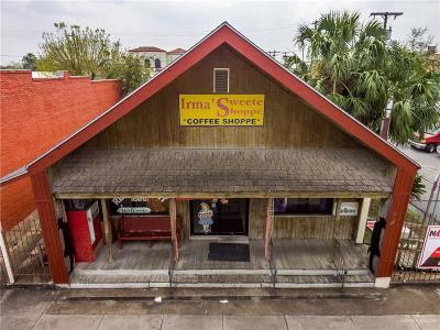 Pharr Commercial For Sale: 120 E Park Avenue