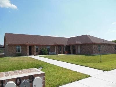 Pharr Multi Family Home For Sale: 1109 Eisenhower Street