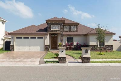Edinburg Single Family Home For Sale: 4908 Nevis Drive
