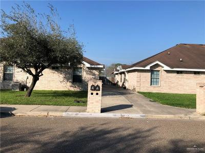 Edinburg Multi Family Home For Sale: 1213 Prosperity Drive