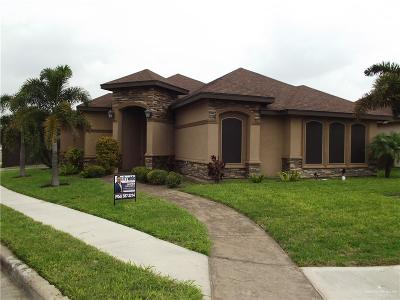 McAllen TX Single Family Home For Sale: $188,999