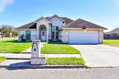 Weslaco Single Family Home For Sale: 3408 Cascade Drive