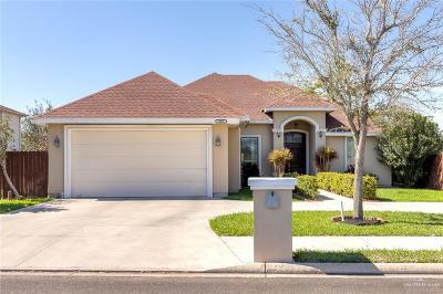 Pharr Single Family Home For Sale: 806 S Flag Street