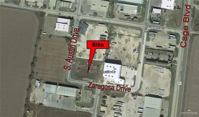 Pharr Residential Lots & Land For Sale: 9205 S Austin Drive
