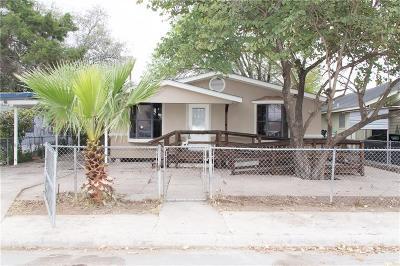 Pharr Single Family Home For Sale: 804 Warren Street