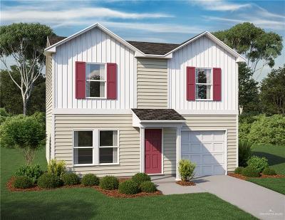 Weslaco Single Family Home For Sale: 1700 Buen Camino Street