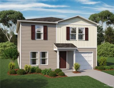Weslaco Single Family Home For Sale: 1613 Buen Camino Street