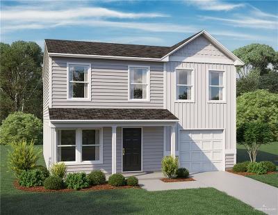 Weslaco Single Family Home For Sale: 1629 Buen Camino Street