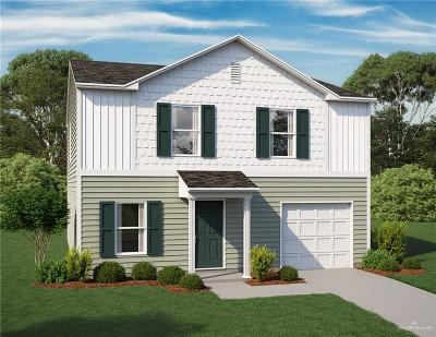 Weslaco Single Family Home For Sale: 1633 Buen Camino Street