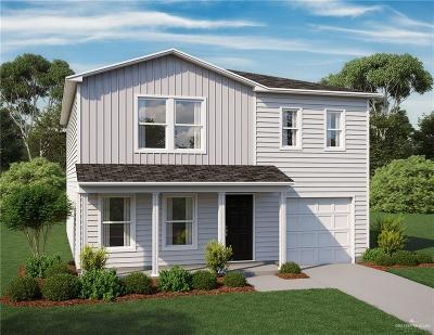 Weslaco Single Family Home For Sale: 1701 Buen Camino Street