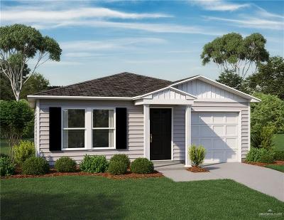 Weslaco Single Family Home For Sale: 1705 Buen Camino Street