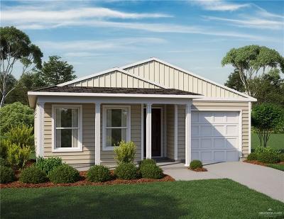 Weslaco Single Family Home For Sale: 1709 Buen Camino Street