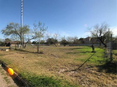 McAllen Residential Lots & Land For Sale: 2601 Helena Avenue
